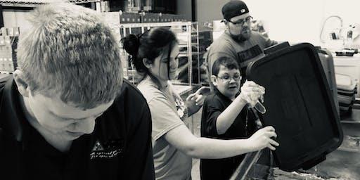 Family Volunteer Night at Rise Against Hunger Orlando