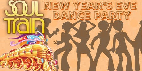 Soul Train NYE Dance Party! tickets