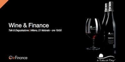 Talk & Degustazione | Wine & Finance
