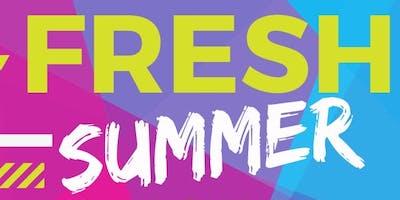 FRESH Summer Workshop 2019