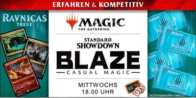 Magic Standard Showdown: BLAZE - Ravnicas Treue