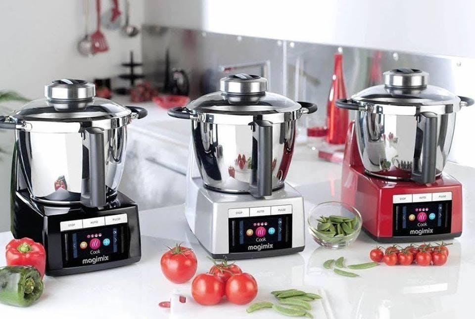Demo Robot de Cocina Cook Expert
