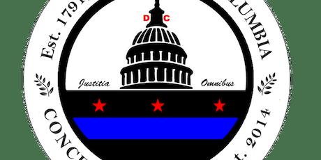 D.C. Self-Defense Law Training (7:30 p.m. - 10:30 p.m.)(Monday) tickets