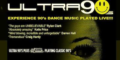 Ultra 90s - Classic 90s dance tunes played live plus Dj