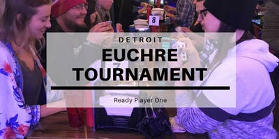 Euchre Tournament at Ready Player One