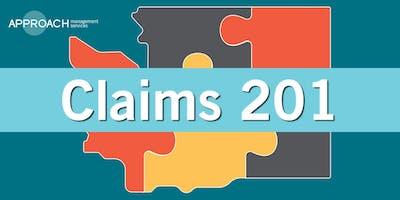 Claims 201 - Tacoma 2019
