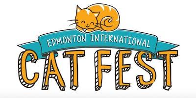 Edmonton International Cat Festival (June 1, 2019)