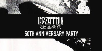 Led Zeppelin 50th Anniversary Party