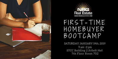 NRG Real Estate Presents First-Time Homebuyer Bootcamp