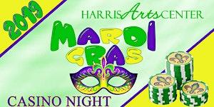 Mardi Gras Casino Night
