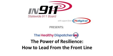 The Power of Resilience: How to Lead From the Front Line (Crown Point) tickets