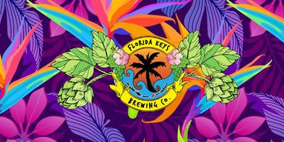 Florida Keys Brewing Co. 4th Anniversary Festival Portside Playdate Package