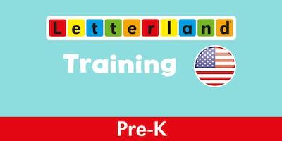 Pre-K Letterland Training- Raleigh, NC