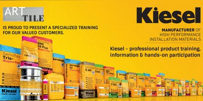 KIESEL Installation Product Demo & Professional Training