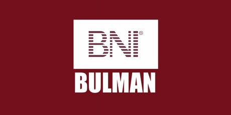 Business Networking - BNI Bulman Coffee and Brunch Meeting tickets