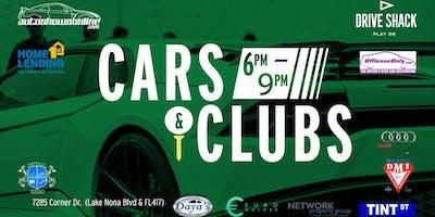 Cars & Clubs Social January 25th, 2019