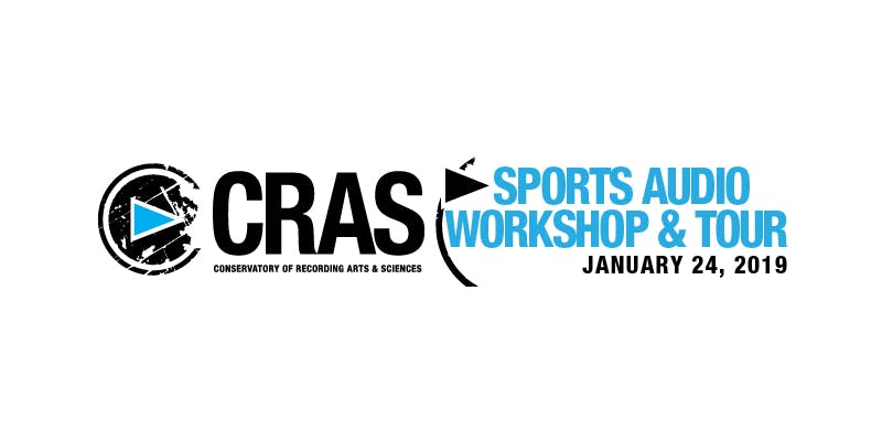 CRAS Sports Audio Workshop and Tour