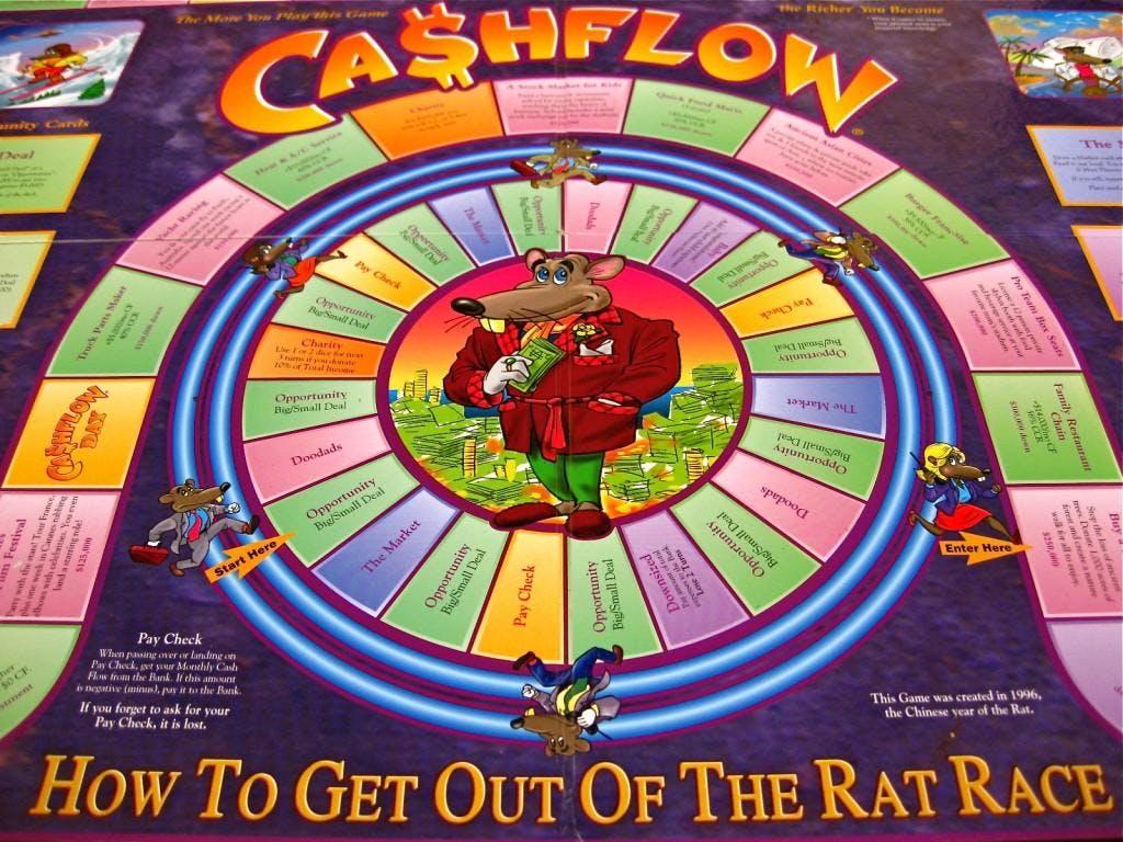 Cashflow Spielenachmittag am Sonntag, dem 20.01.2019