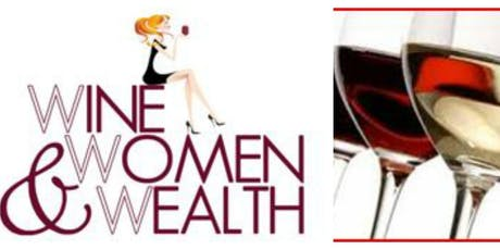 Wine, Women & Wealth (Virginia Beach)  tickets