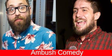 Ambush Comedy Every Tuesday tickets