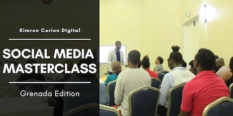 Masterclass- Leveraging Social Media For  Success in 2020. tickets