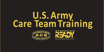 OPREADY: CARE Team Training
