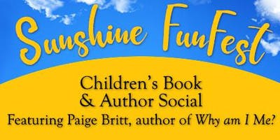 Sunshine FunFest: Children's Book and Author Social
