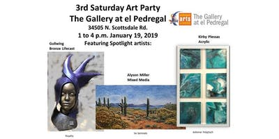 Art Party Gallery at el Pedregal