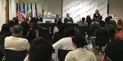 2do Foro de Inmigración y Educación |  2nd Immigration and Education Forum