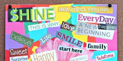 Table Talk Color Me Camo - Vision Boards/Setting Goals