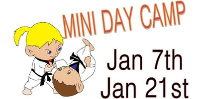 Martial Arts Day Camp For Kids