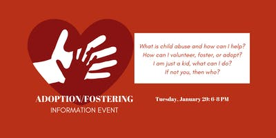 Adoption/Fostering Informational Event