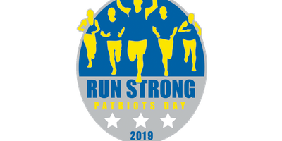 2019 Patriots Day 1 Mile, 5K, 10K, 13.1, 26.2 - Shreveport