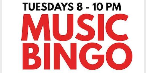 MUSIC BINGO! at BURGERS & BARLEY - ROCK HILL