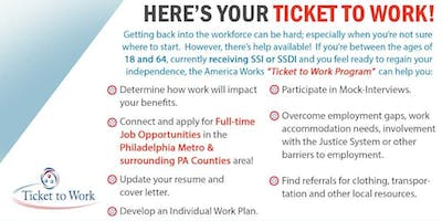 Are you receiving SSI/SSDI? Do you need a job? We can help!
