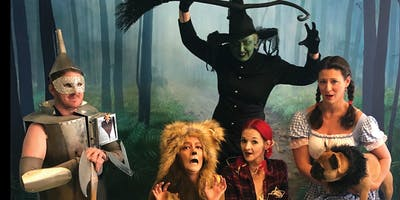 The Champagne Cabaret Presents: A Burlesque Wizard and The OZ....Follow the Golden Brick Road