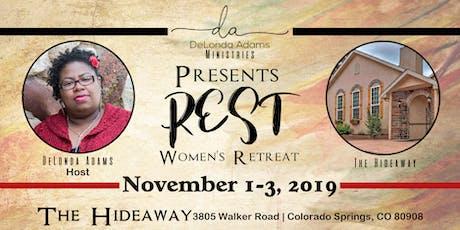 Rest Retreat tickets