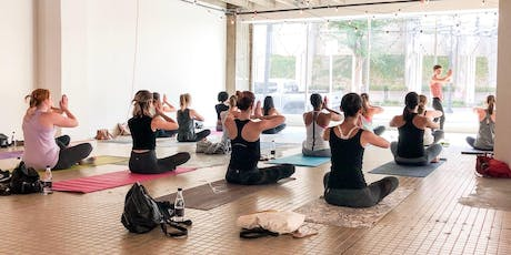 Yoga Lab at The Pizitz tickets