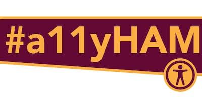 #a11yHAM Meetup - Inclusive Design