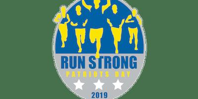 2019 Patriots Day 1 Mile, 5K, 10K, 13.1, 26.2 - Jackson