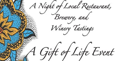Gift of Life Tastings Event