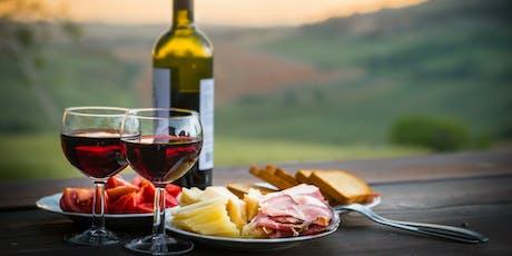 Italian Wine & Dine tickets