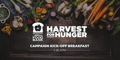Harvest for Hunger Campaign Kick-off Breakfast