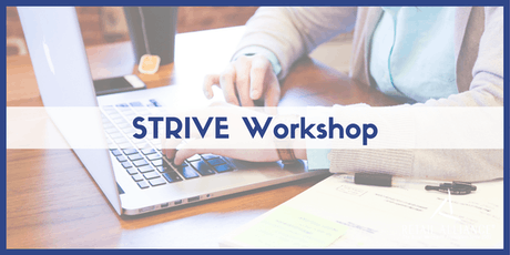 Retail Alliance: STRIVE Workshops 2019 tickets