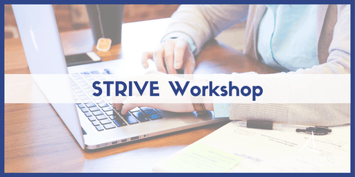 Retail Alliance: STRIVE Workshops 2019