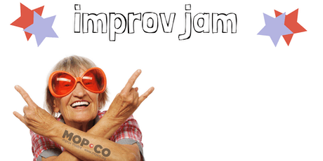 Mopco's Monthly Improv Jam!  tickets