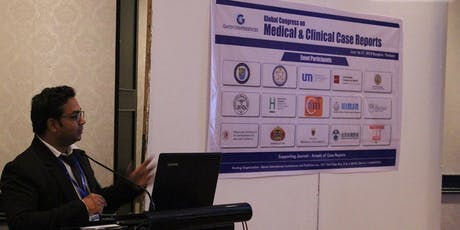 3rd Global Congress On Medical & Clinical Case Reports (gic) AS tickets