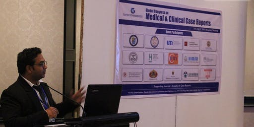 3rd Global Congress On Medical & Clinical Case Reports (gic) AS