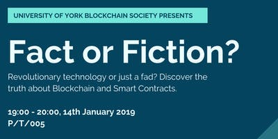 Fact Fiction Uncover Facts Blockchain Technology