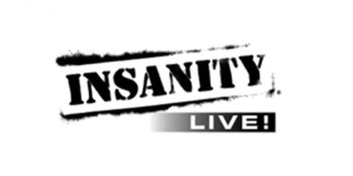 Insanity Live Group Fitness Class